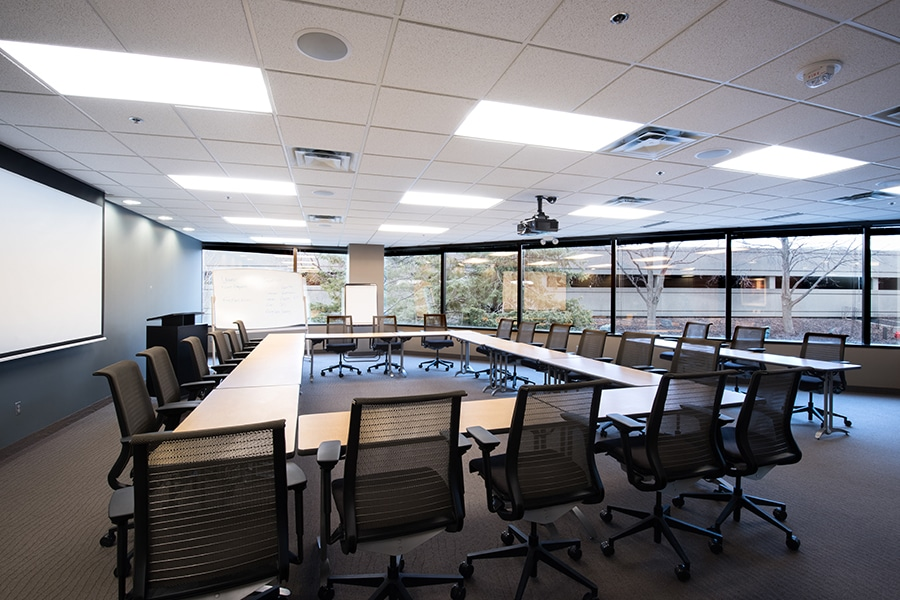 Bell Plaza Conference Room Minneapolis Layout 1a