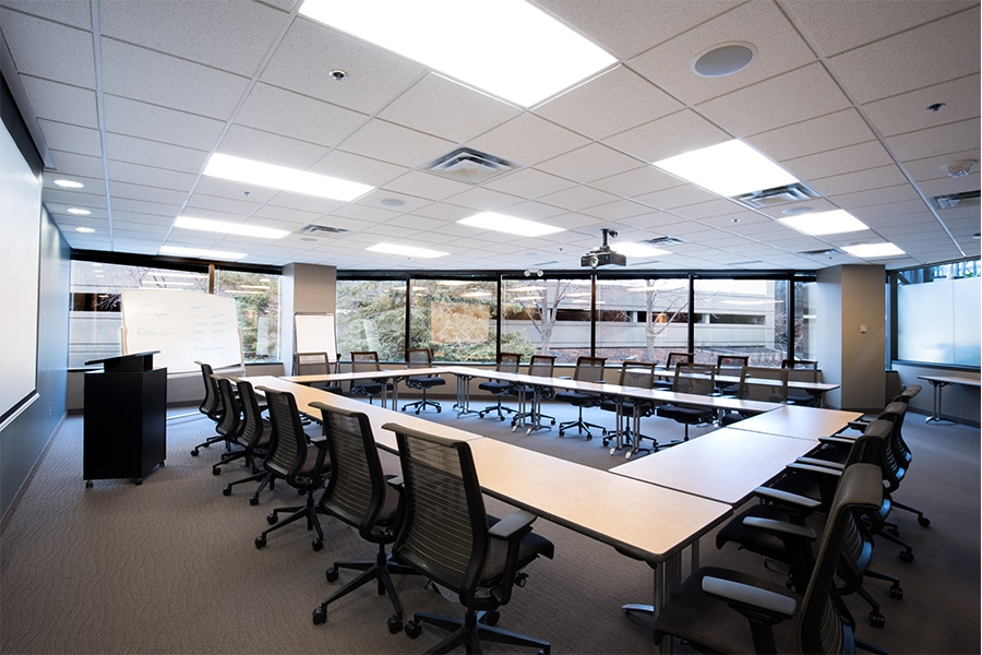 Bell Plaza Conference Room Minneapolis Layout 1b