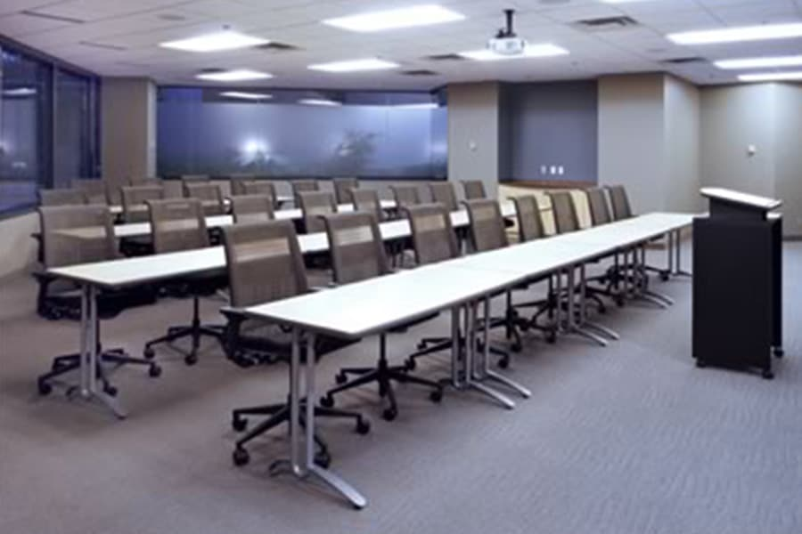 Bell Plaza Conference Room Minneapolis Layout 2a