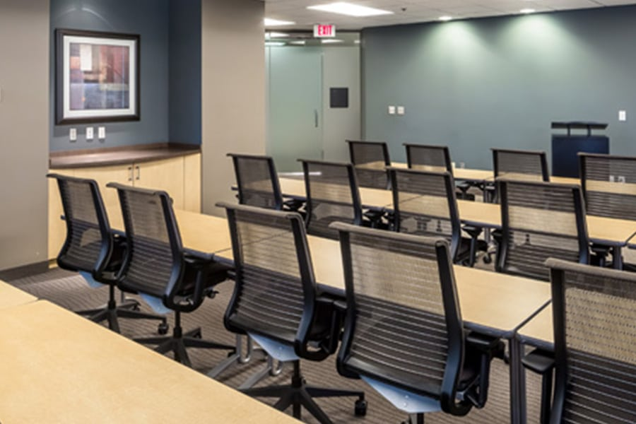 Bell Plaza Conference Room Minneapolis Layout 2c