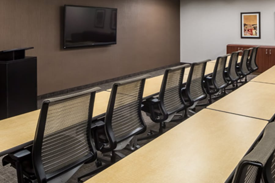 Bell Plaza Conference Room St Paul Layout 1