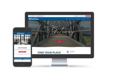 Bell Plaza New Website